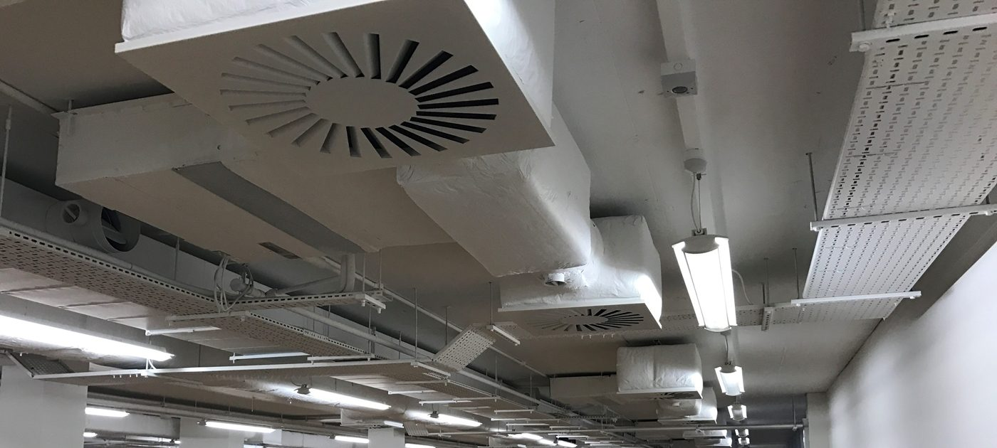 Office Ventilation London